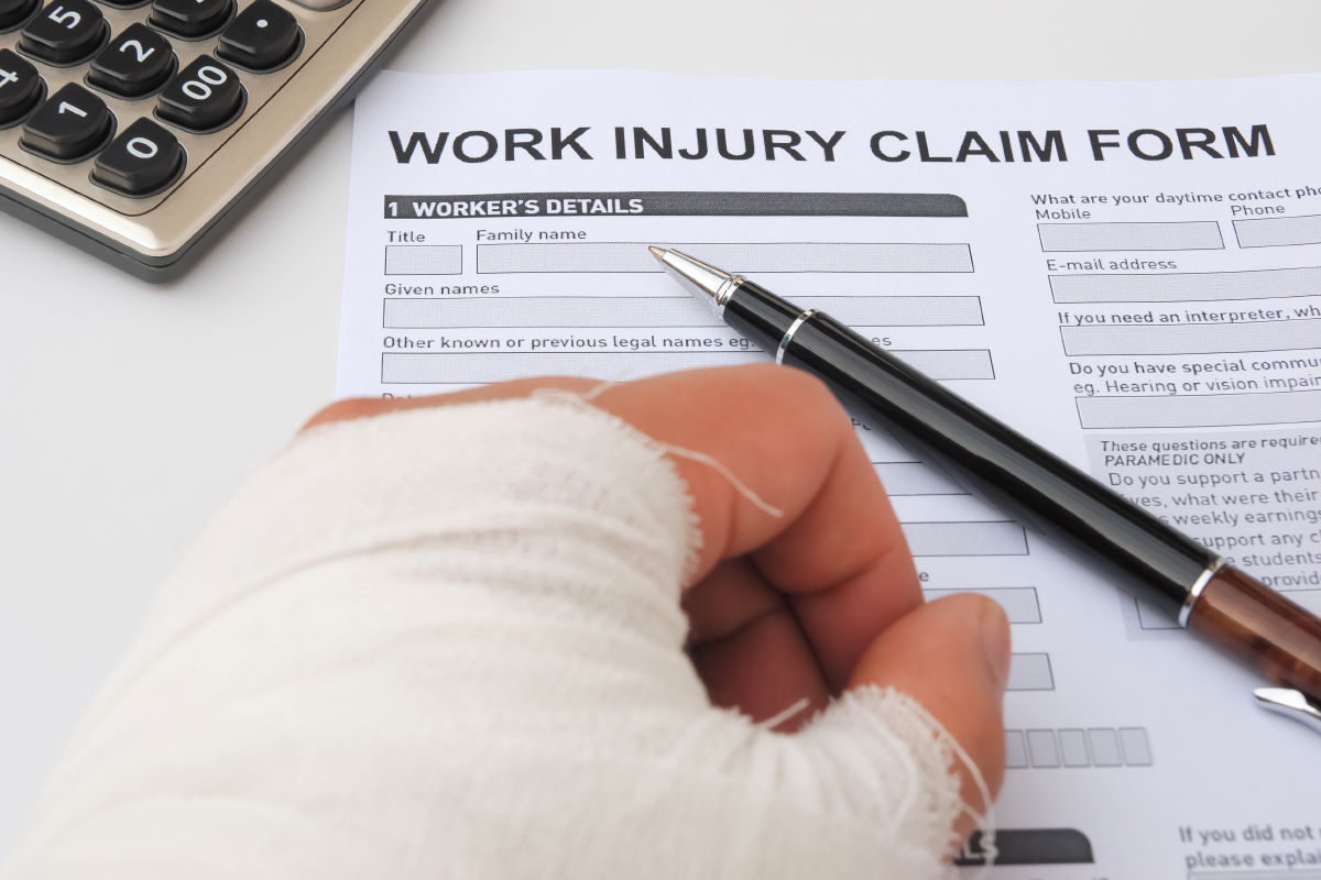 Claiming Compensation for Workplace Accidents – Oxford Accident Solicitors reveal how to get your claim started.