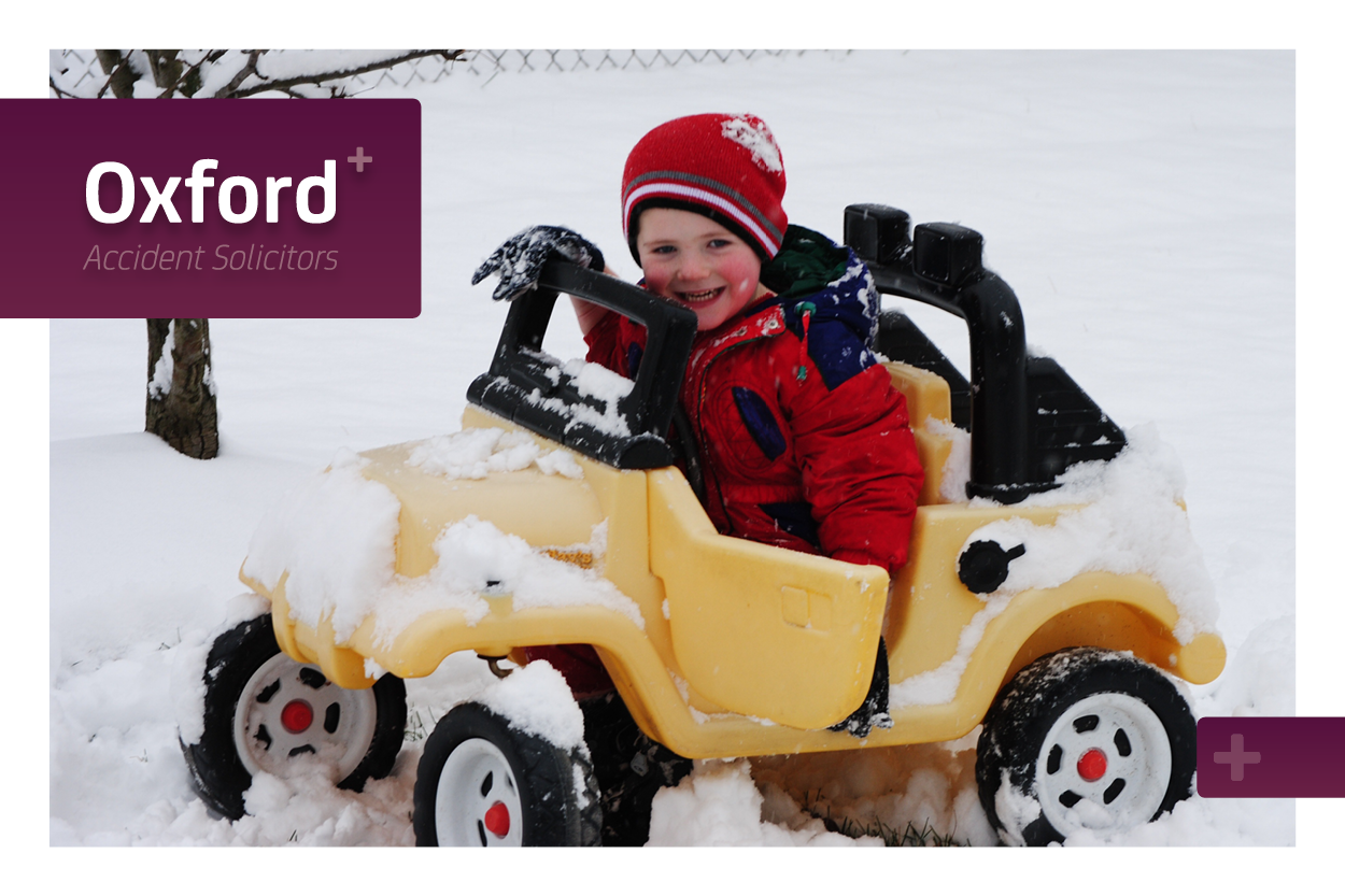 Stay safe on Oxford's roads this winter