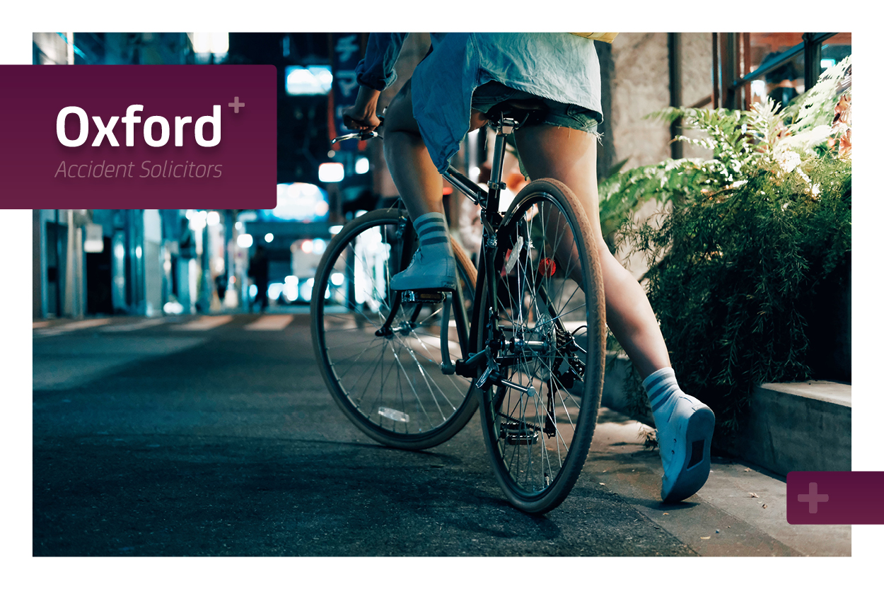 As the nice weather finally makes an appearance, stay safe on your bicycle in Oxford in 2018.