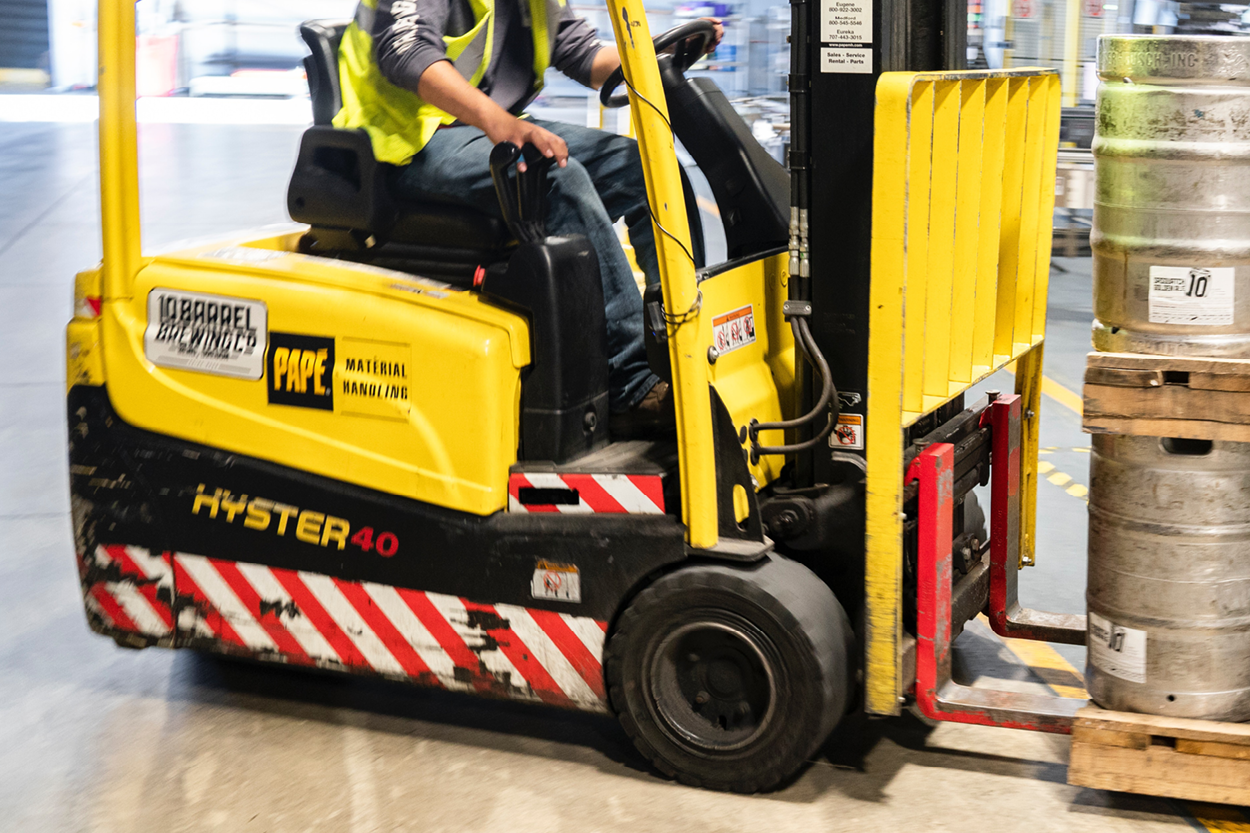 Have you been the victim of a forklift truck accident? If so, you are part of a worrying trend.